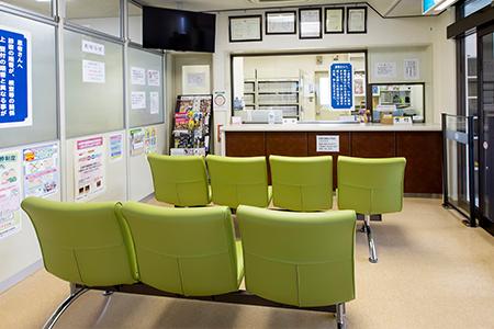 一般患者様待合室